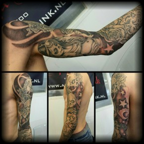 Tattoo sleeve (2)