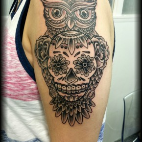 Tattoo Uil